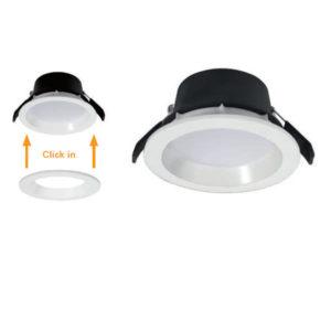 LED zrak stenska 2