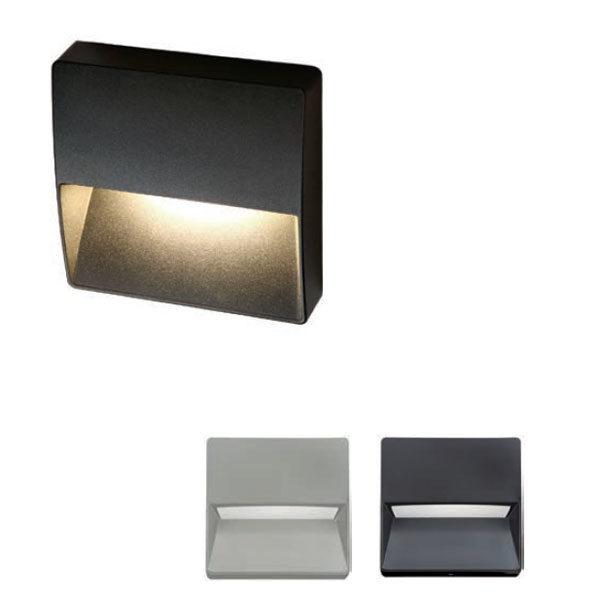 Evida LED kvadrat 1