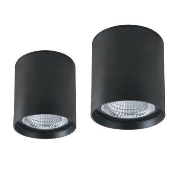 LED cilinder 25,5W 1