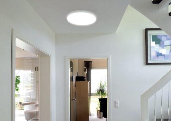 LED svetila oblak 12W z senzorjem 1