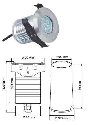 Maxi LED 3