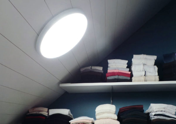 LED svetila oblak 18W 1