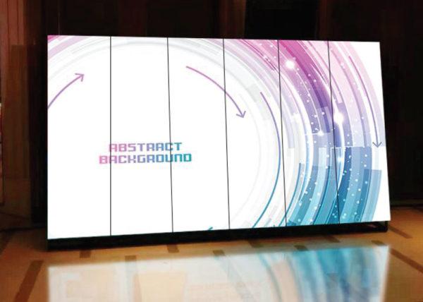 Reklamni LED zaslon 1